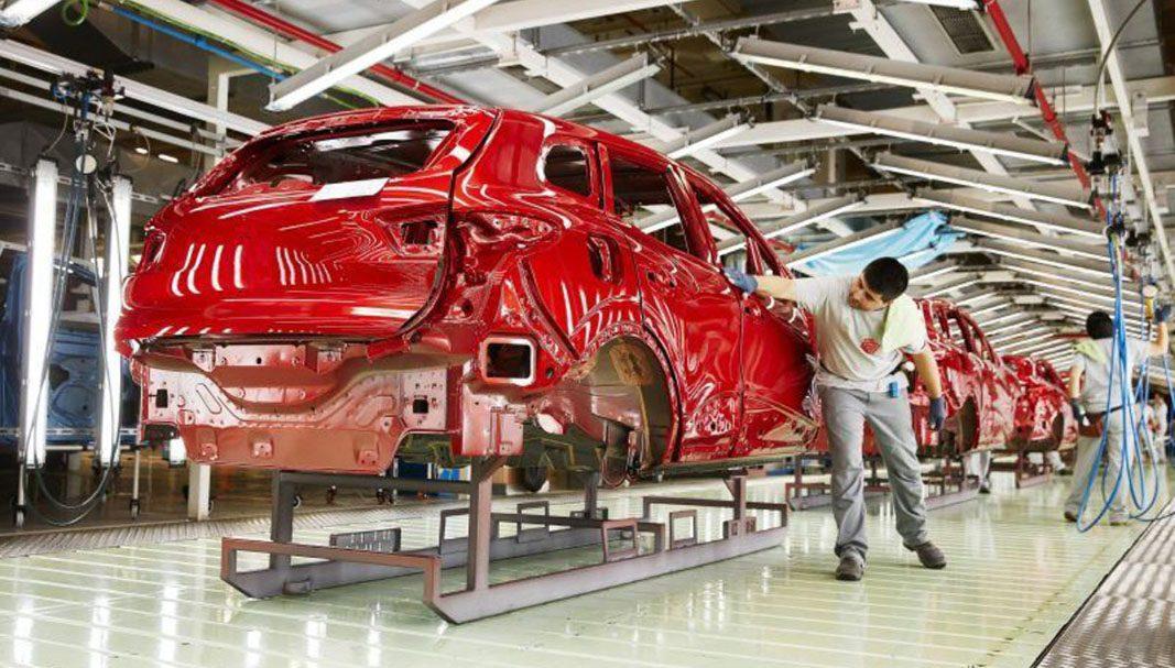 El automóvil acumula un superávit comercial de más de 4.000 millones hasta julio