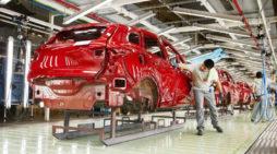 Renault es uno de los principales fabricantes del automóvil en España