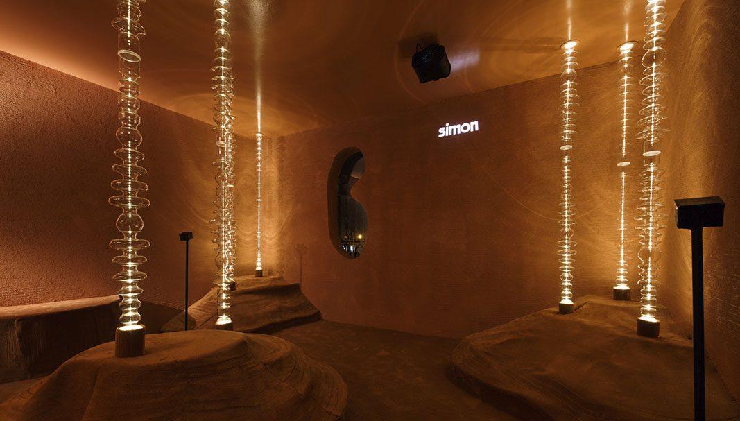 La instalación de Simon ilumina Casa Decor 2019