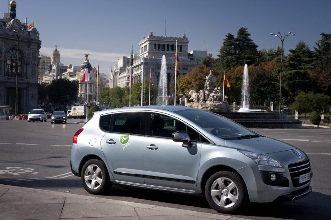 Cae la primera carsharing: Zipcar (Avis) deja de operar con Avancar en España