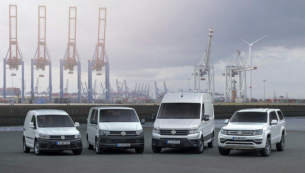 Volkswagen Vehículos Comerciales creció un 12,2% en 2018