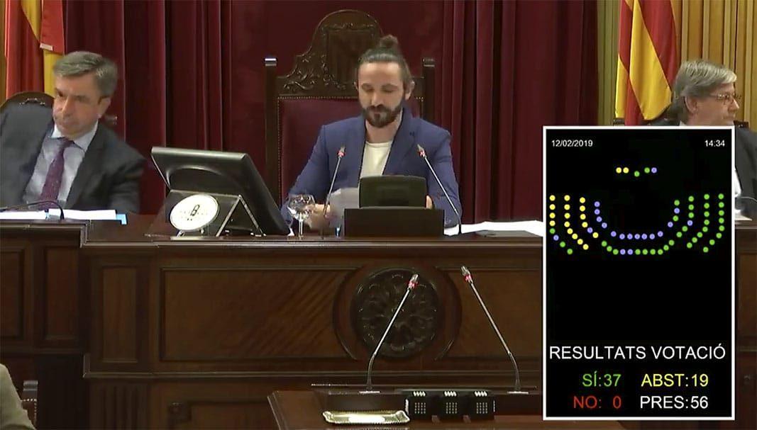 Feneval lamenta la aprobación del Parlament balear de la Ley de Cambio Climático
