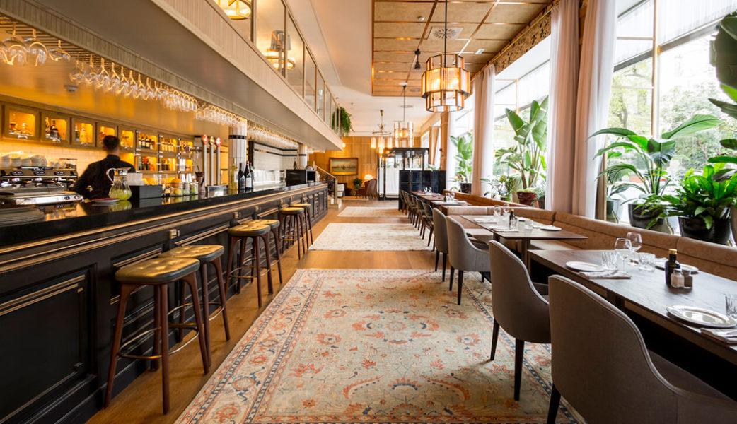CASA SUECIA – Lobby Bar 1