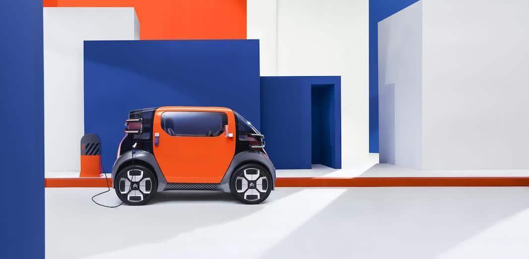 Citroën mostrará en Ginebra el Ami One Concept, su visión de la movilidad urbana