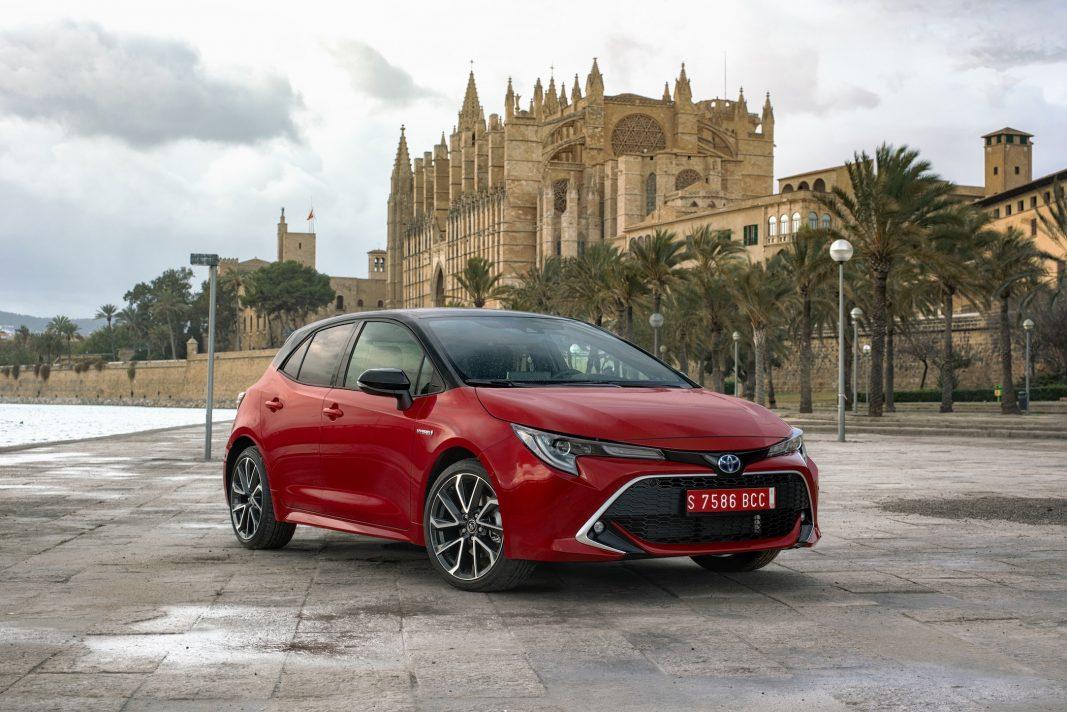 Toyota impulsa la eficiencia del nuevo Corolla para seducir a más empresas