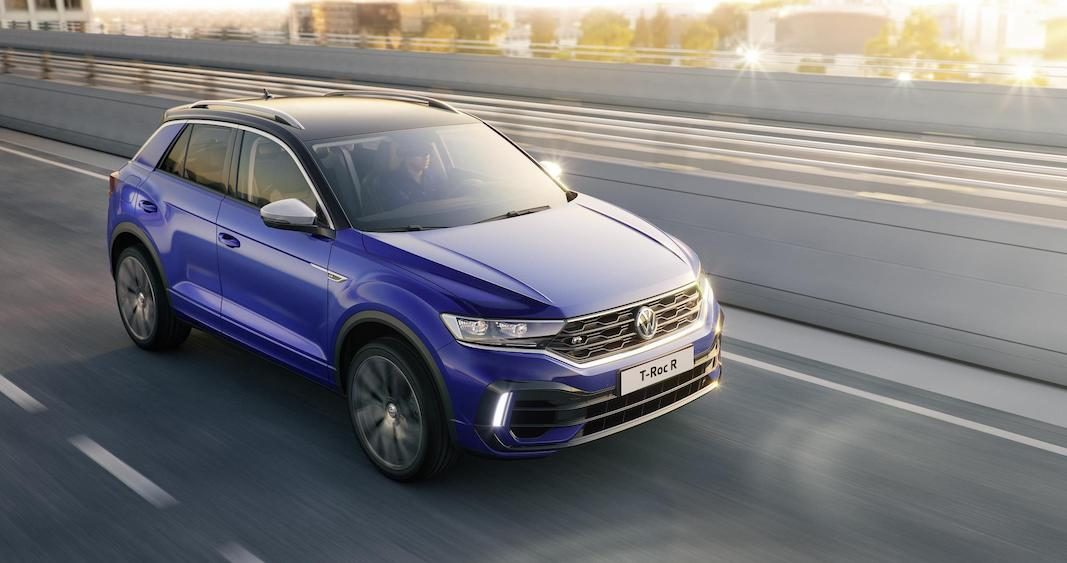 Volkswagen pone carácter 'R' de altas prestaciones al T-Roc
