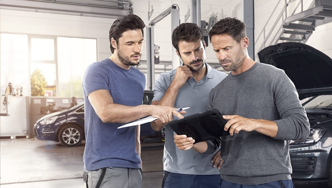 Bosch lanza un programa de cursos para los talleres