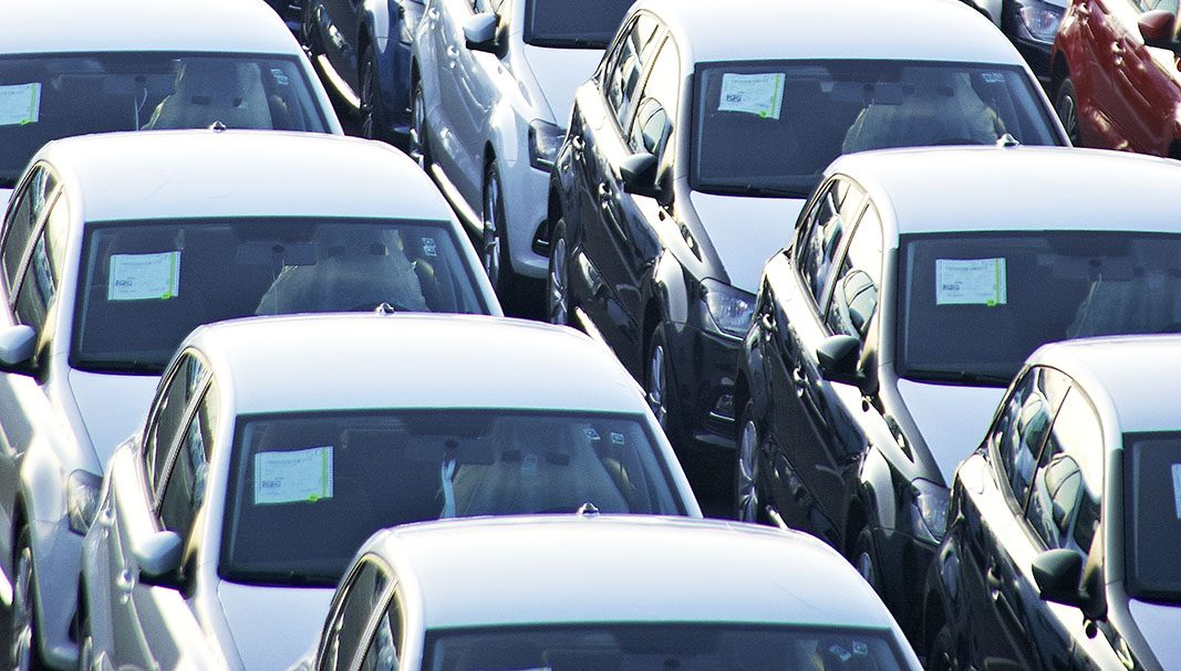 Las inversiones en la compra de vehículos de renting crecen un 2,91% en enero