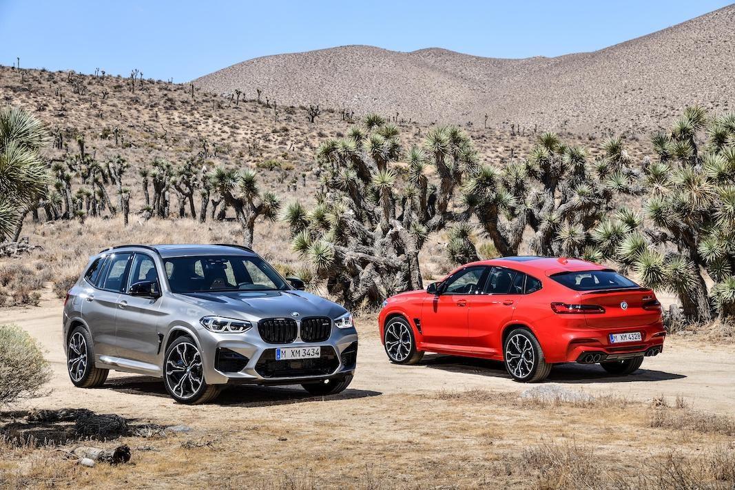 La deportiva M de BMW llega para los modelos X3 y X4