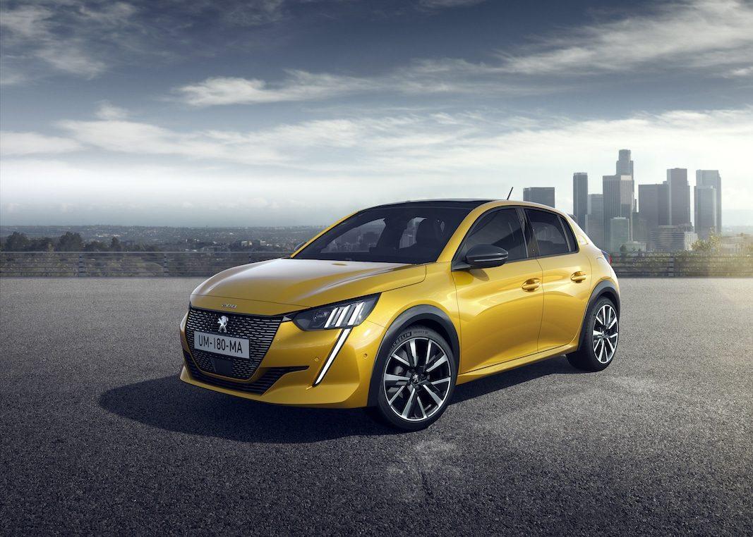 La nueva generación del Peugeot 208, con propulsión eléctrica y convencional