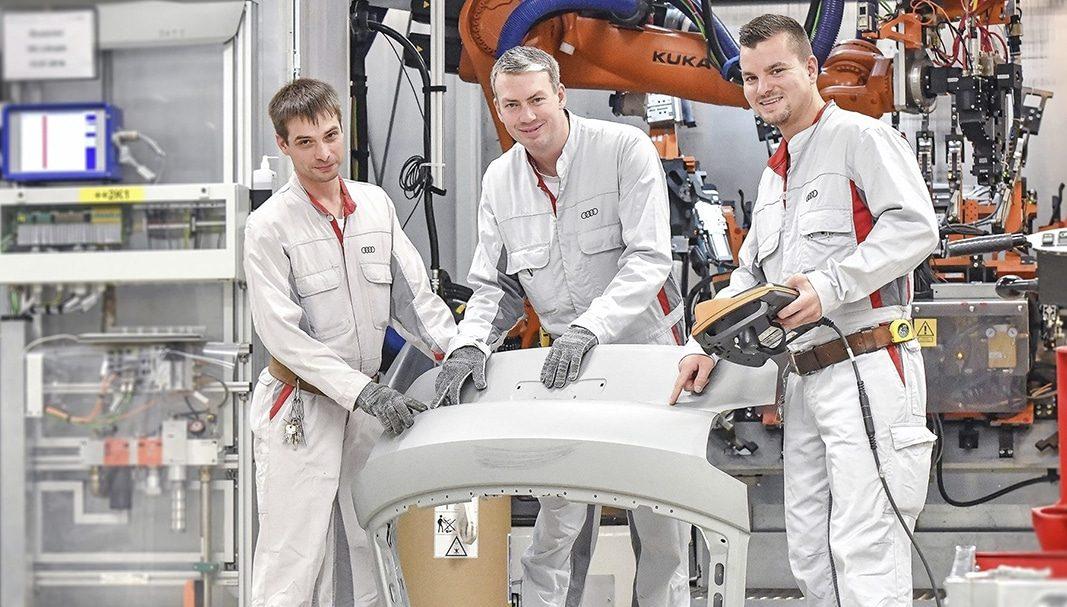 Audi ahorró 110 millones de euros en 2018 por las ideas de los trabajadores