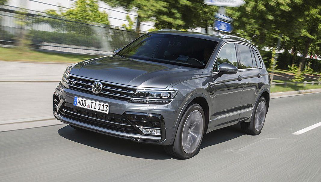 Volkswagen produce el Tiguan cinco millones
