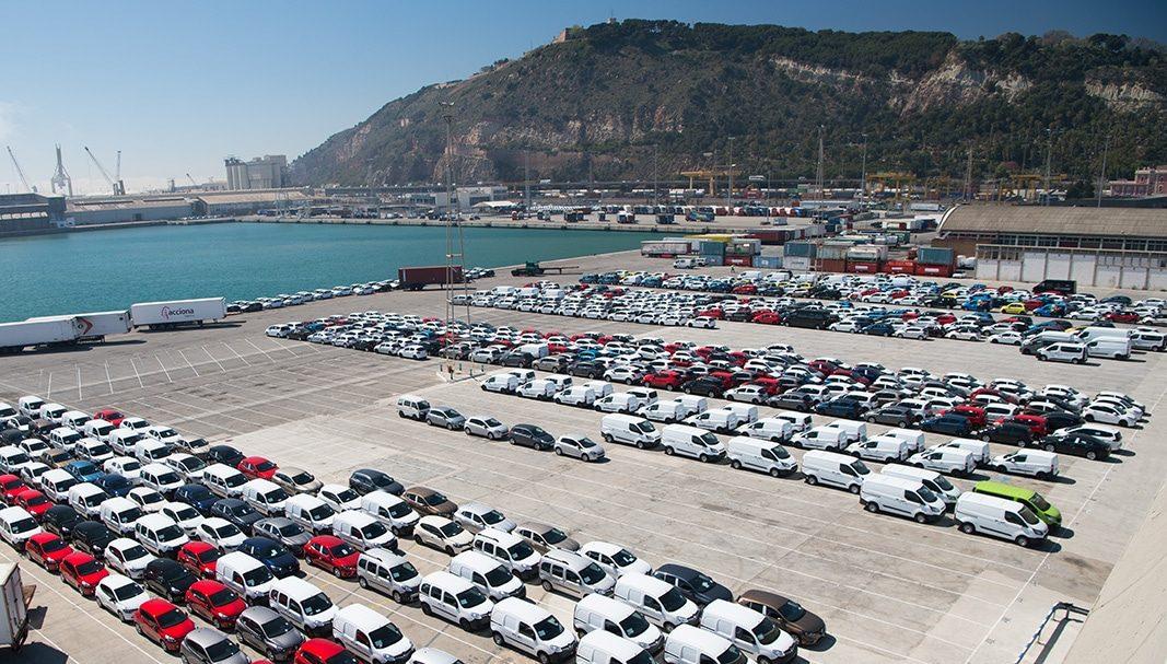 La producción de vehículos en España retrocede un 1,4% en enero