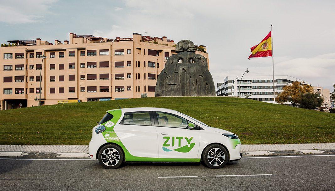 Zity completa su flota de carsharing con más telemetría