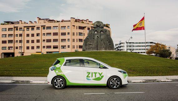 Zity controlará los coches teledirigidos para reducir su tiempo inhábil