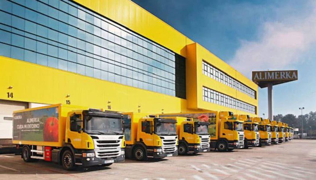 Alimerka renueva su flota con vehículos propulsados por GNL