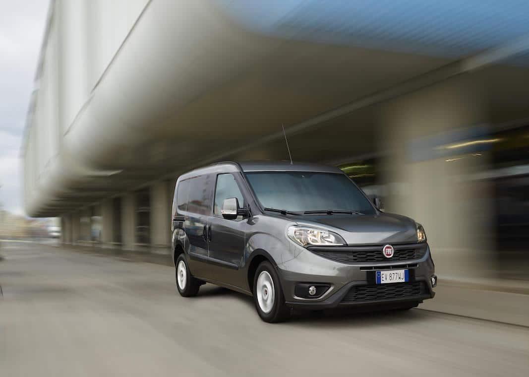 Fiat Doblò Cargo SX, un nuevo acabado con más equipamiento