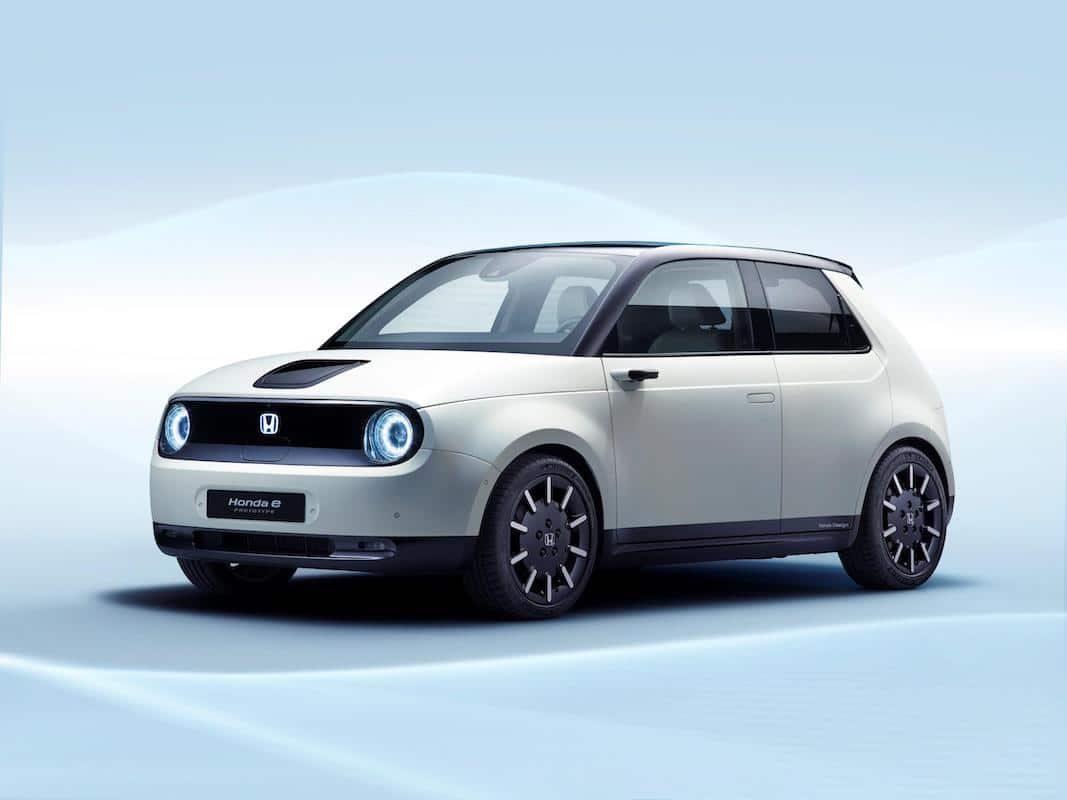 e Prototype, el urbano eléctrico que Honda producirá a final de 2019