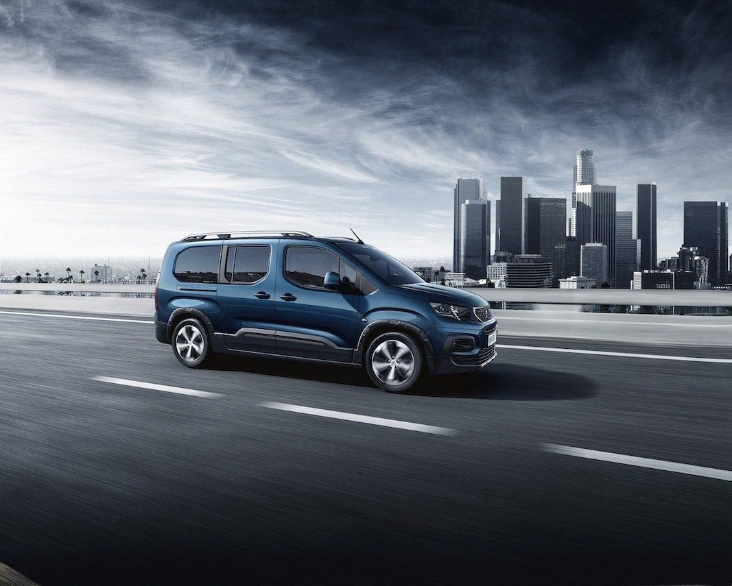 Peugeot Rifter Long, un nuevo nivel en polivalencia