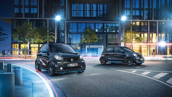Smart lanza en España el carsharing para empresas