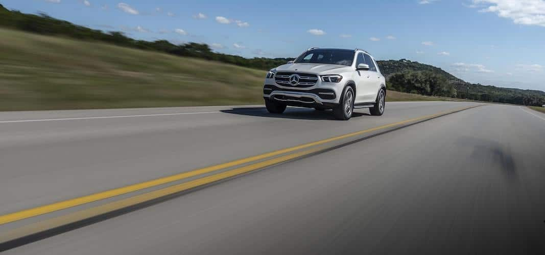 Con el GLE 450 4MATIC ya son 20 los modelos ECO en la gama Mercedes-Benz