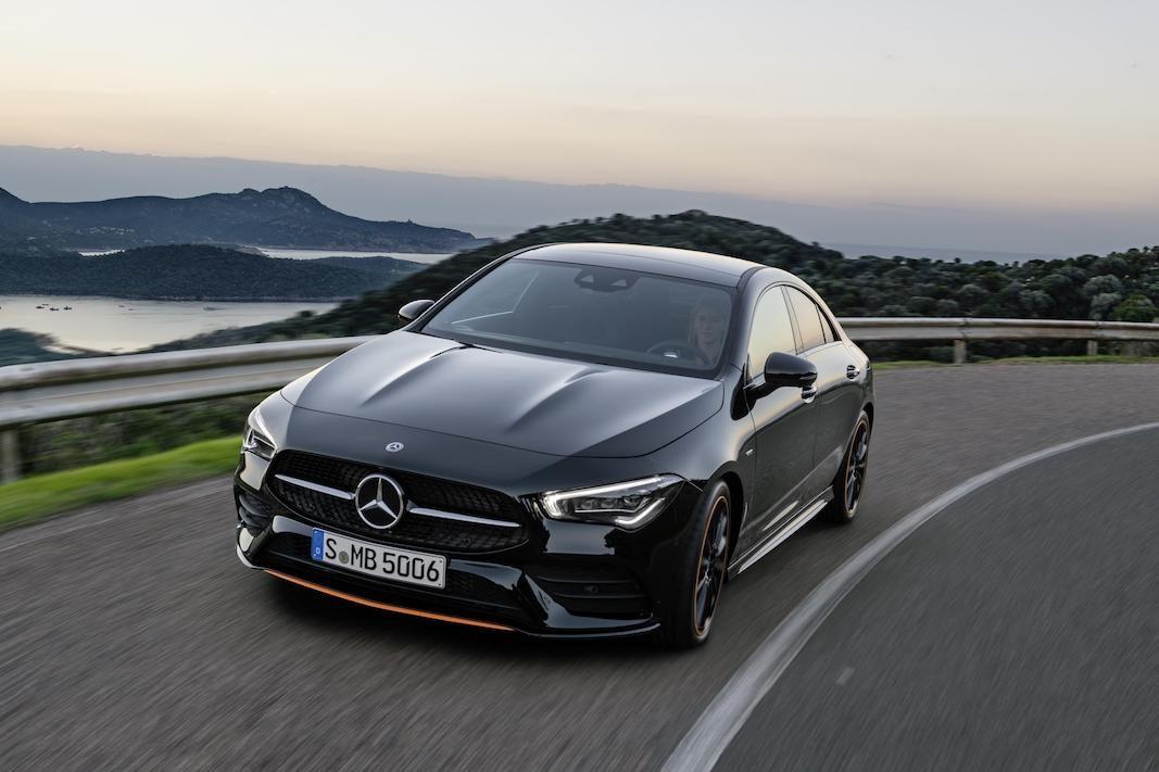 Mercedes-Benz CLA Coupé, preparado para las primeras entregas en mayo, desde 31.400 euros