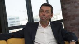 Alain Van Groenendael es consejero delegado de Arval. FOTOGRAFÍA: FERNANDO ARÚS