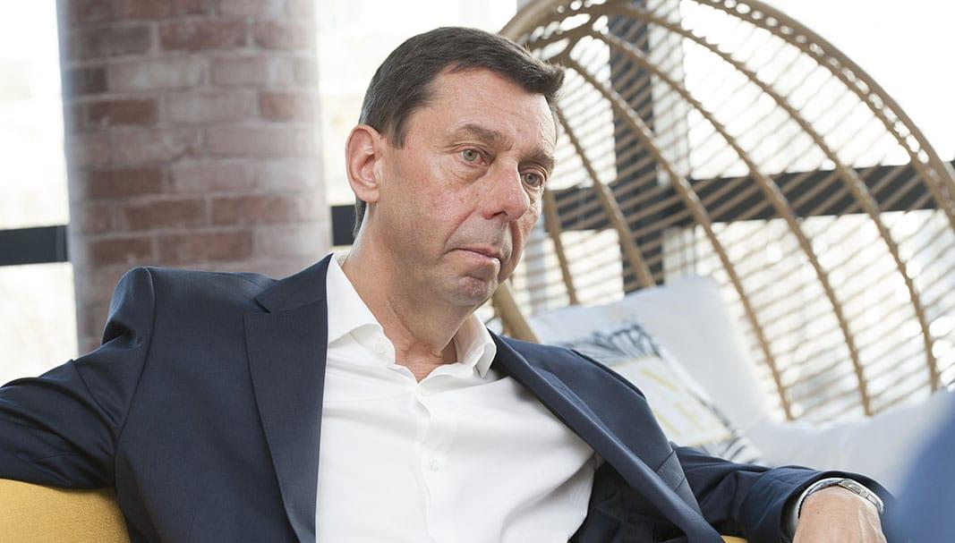 Alain Van Groenendael es consejero delegado de Arval. FOTOGRAFÍA: FERNANDO ARÚS @FLEET PEOPLE
