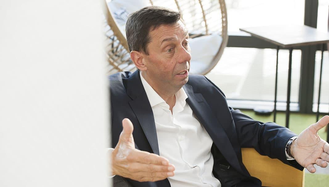 Alain Van Groenendael Presidente y Consejero delegado de Arval