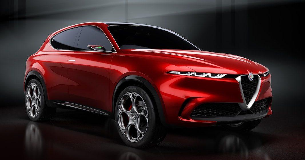 Tonale, el concepto que muestra la electrificación de Alfa Romeo