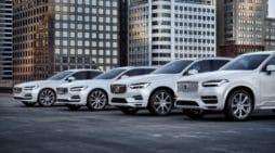 Volvo anuncia una nueva gama de motores híbridos mejorados y de nuevo desarrollo