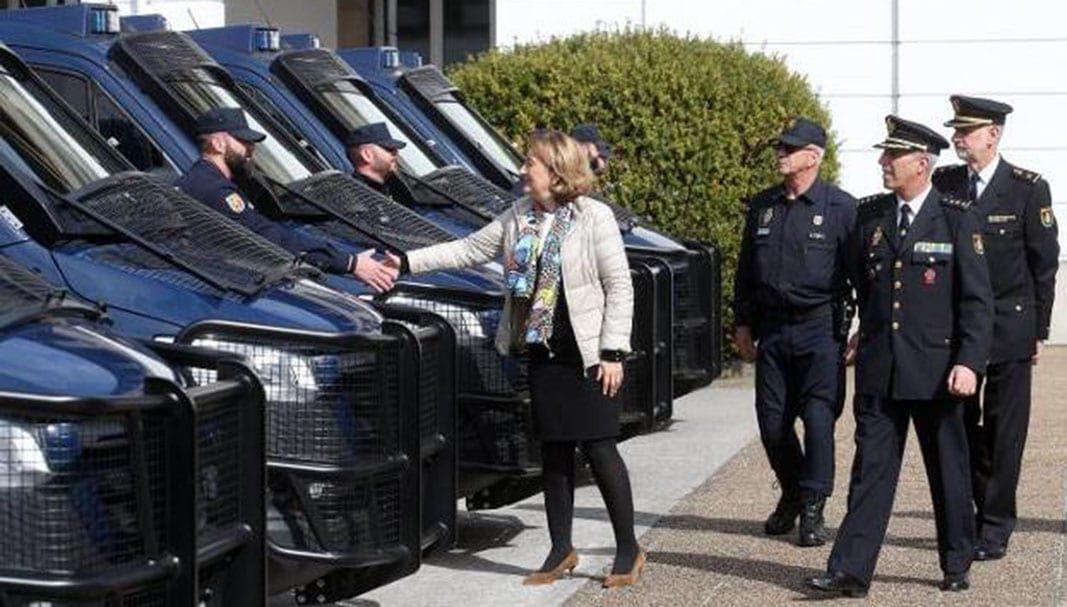 La Policía Nacional de Asturias renueva su flota de vehículos