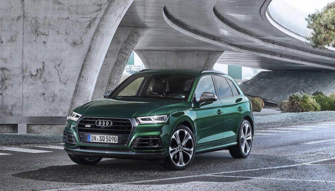 Audi SQ5 TDI, potencia con un compresor eléctrico e hibridación suave