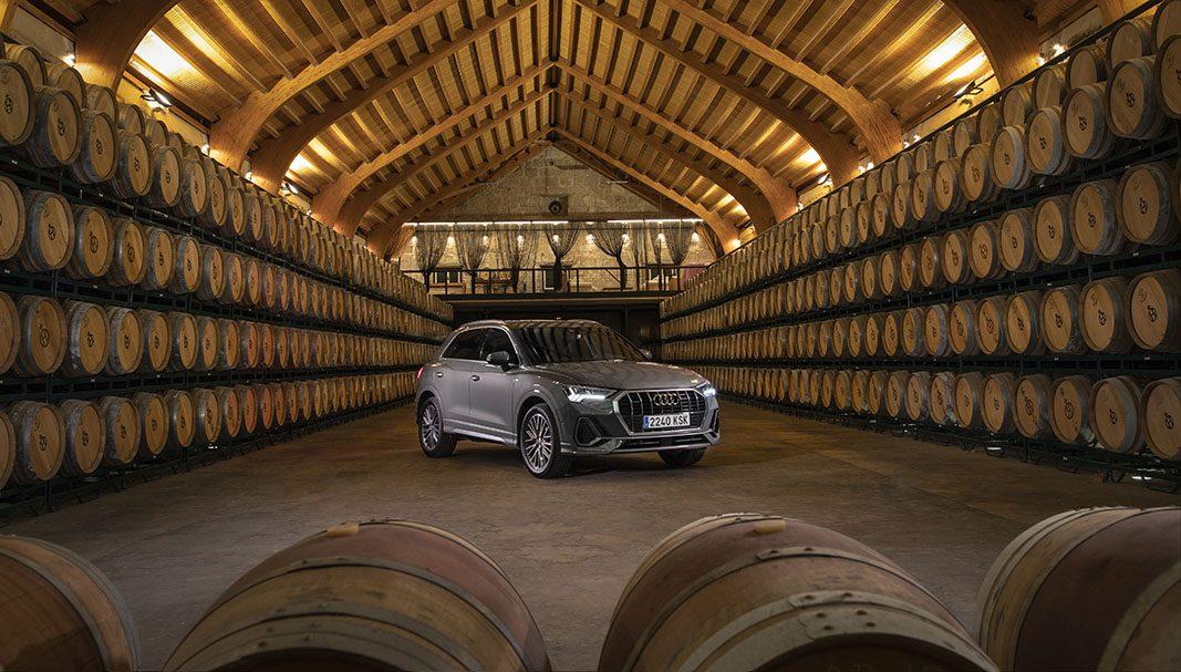 Audi eleva la deseabillidad del Q3 para seducir a más empresas