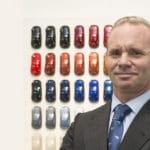 Polo Satrústegui es director general de Hyundai. / FOTOGRAFÍA: DANIEL SANTAMARÍA
