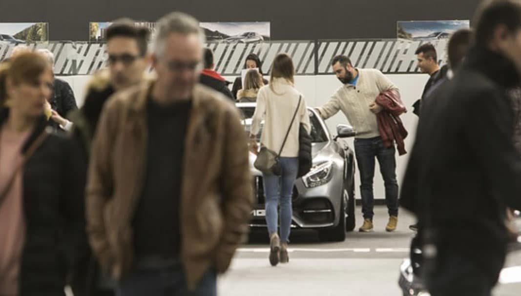 Las transacciones de coches usados se estacan en febrero