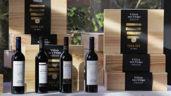 Viñas del Vero Gran Vos Reserva: un vino para celebrar