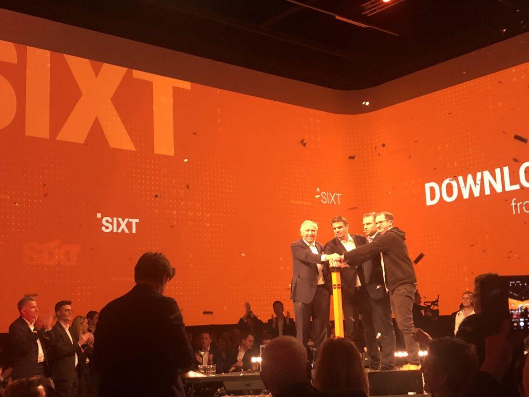 Sixt entra en el negocio global del sharing y firma con Cabify y Lyft: España también participará