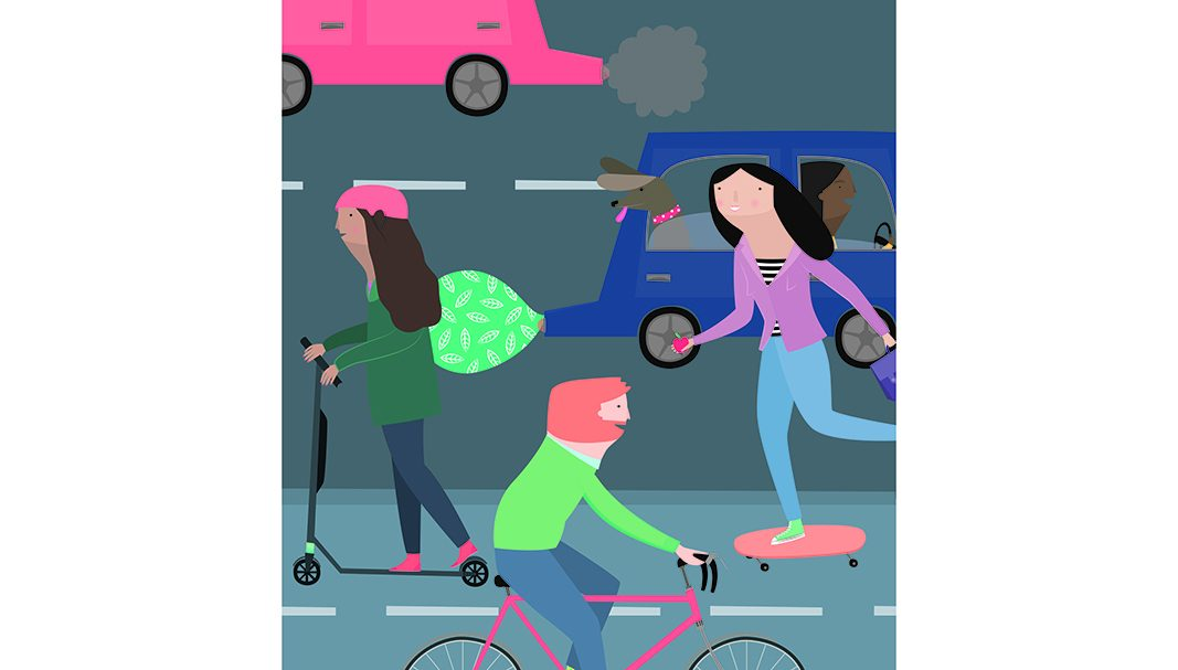 Los vehículos de movilidad personal buscan su hueco en las ciudades (y regulación legal)