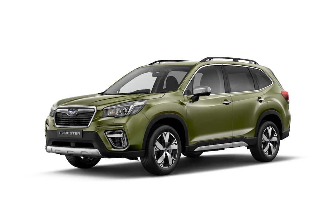 Subaru presenta en Ginebra sus dos primeros híbridos