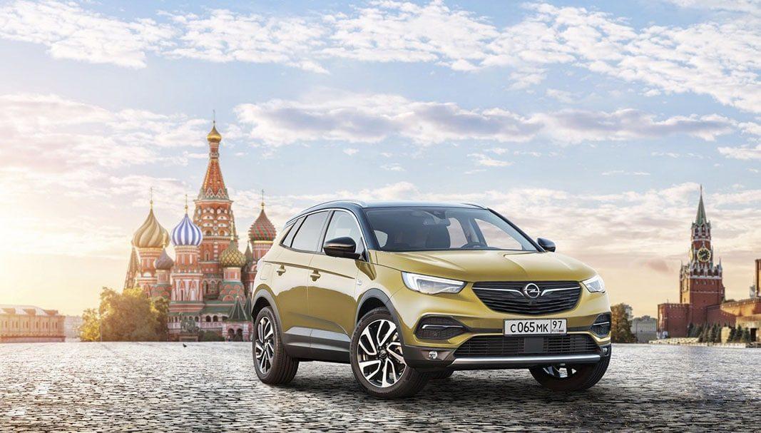 Opel regresa al mercado ruso con tres modelos