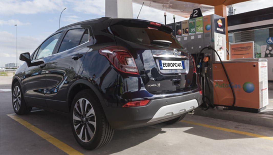Europcar amplía su flota ECO gracia a un acuerdo con Repsol y Opel