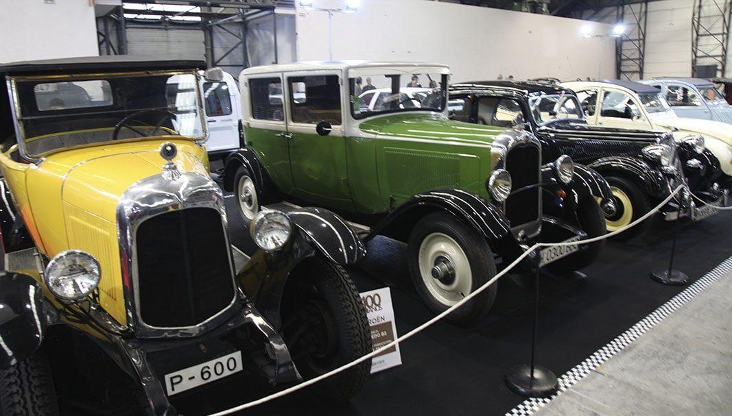 RetroMotor Barcelona homenajea a Citroën por su centenario