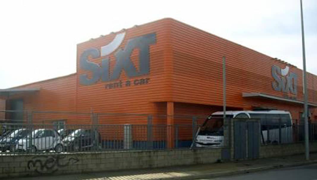 Sixt abre una nueva oficina en el barrio de la Barceloneta