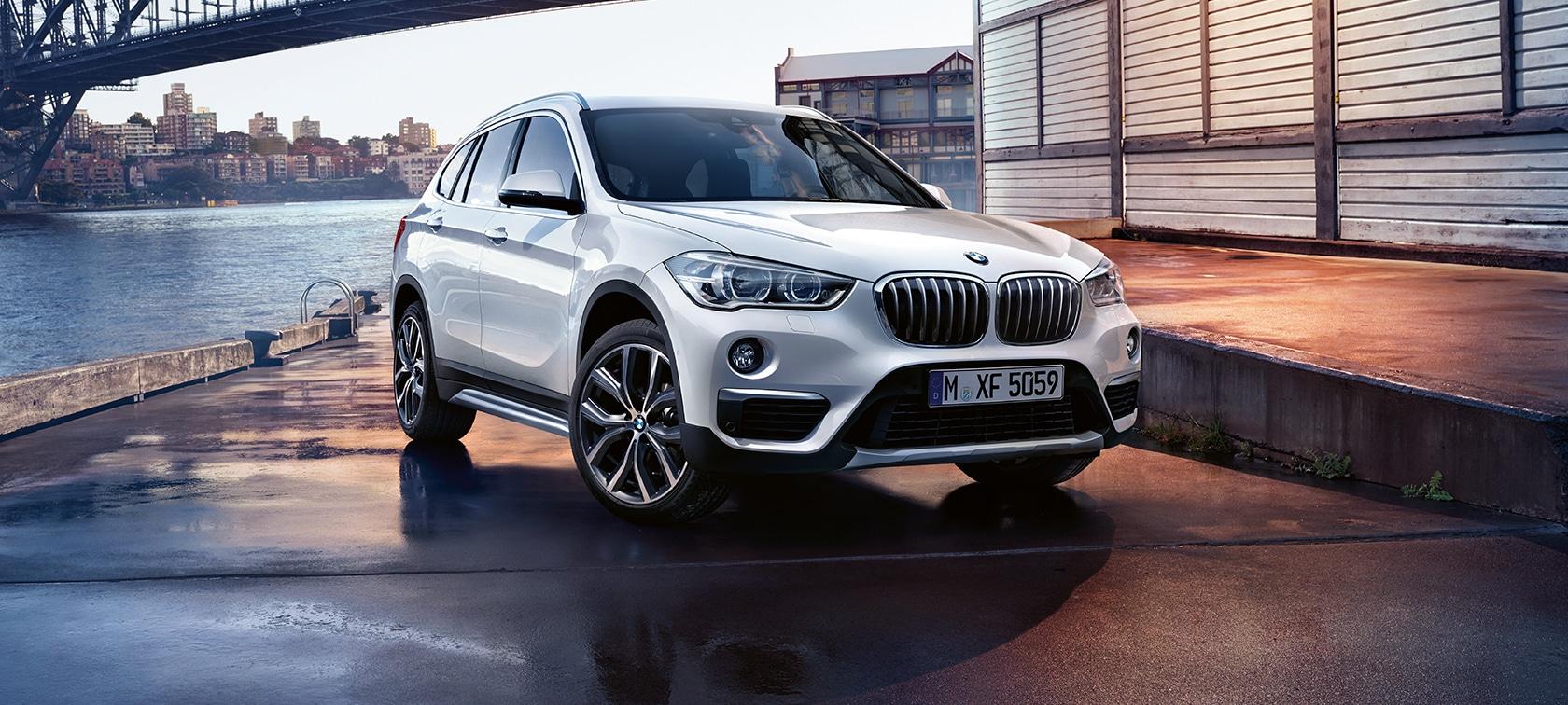 El BMW X1 es el modelo premium más vendido en renting de empresas en los dos primeros meses del año en España, con 379 unidades y un crecimiento del 36,3%. / FOTOGRAFÍA: BMW