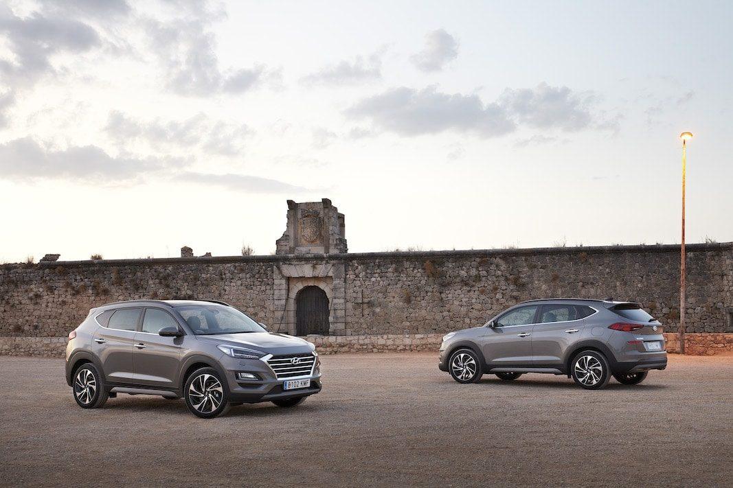 Hibridación suave de 48 Voltios para el Hyundai Tucson