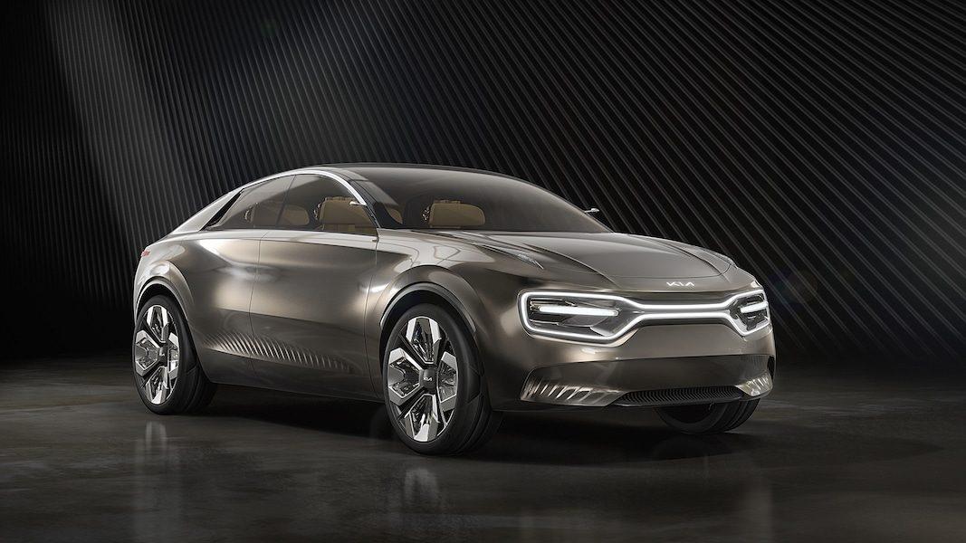 Imagine by Kia, el nuevo concept car eléctrico de Kia Motors