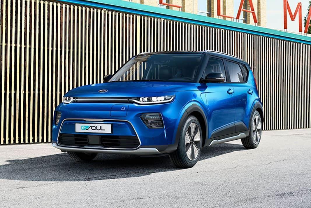 El nuevo Kia Soul eléctrico, con más potencia y más autonomía