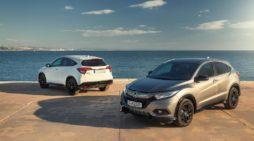 Honda mejora el HR-V con cambios de estilo, tecnologías y una nueva versión Sport