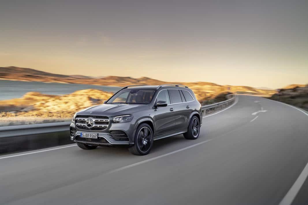 GLS, el buque insignia de los SUV de Mercedes-Benz crece y se hace más selecto